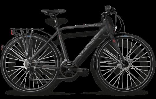 Bici da cicloturismo kross-trans_africa