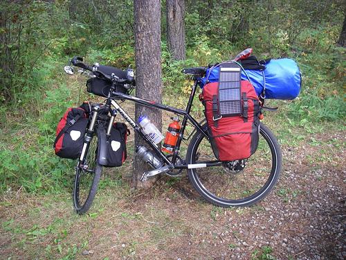 Pannello Solare Portatile Per Bici : Pannelli solari per cicloturismo