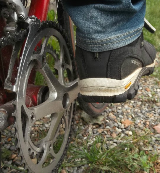 Scelta pedali
