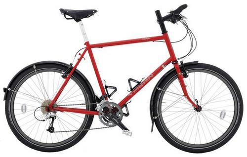 Bici da cicloturismo thorn-sherpa