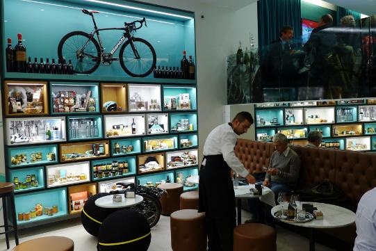 Bianchi cafe 1