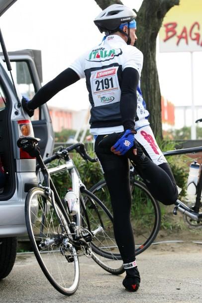 Allenamento cicloturismo