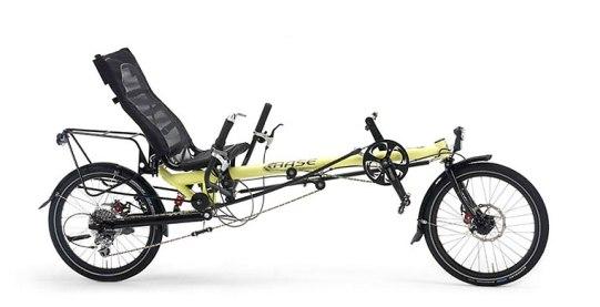 bici-reclinata