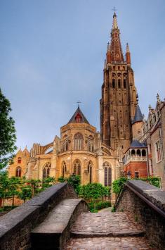 Cicloturismo nelle Fiandre: Bruges