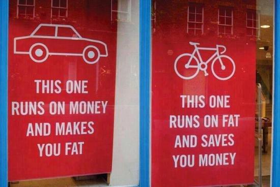 Obesità e ciclismo