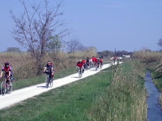 rimini in bici