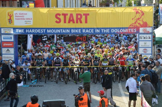 """trovare una bici da 26"""" nelle gare di Marathon XC è ormai un'impresa. Ma nel cicloturismo? Fonte: cicloblog"""