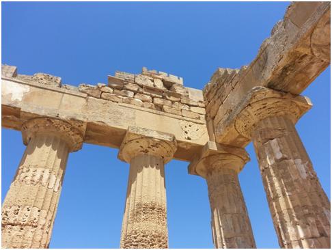 Selinunte, acropoli