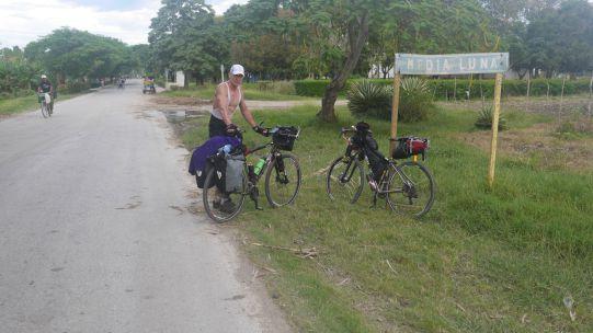 Cuba in bicicletta