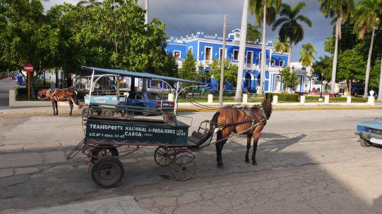 Trasporti pubblici a Cuba
