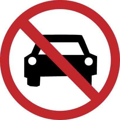 no-cars