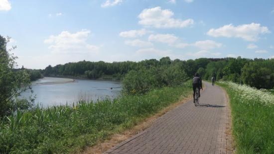Pista ciclabile Schelda