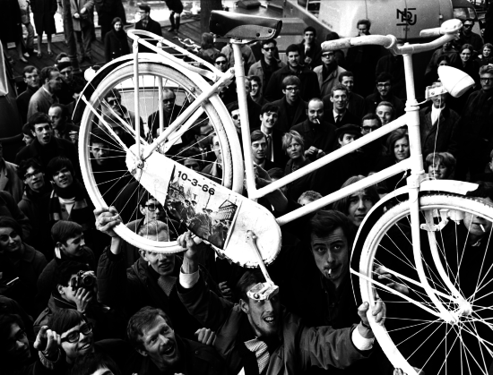 bici bianche provos