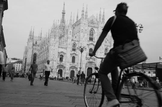 milano in bici