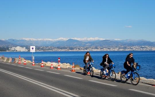 costa-azzurra-bicicletta