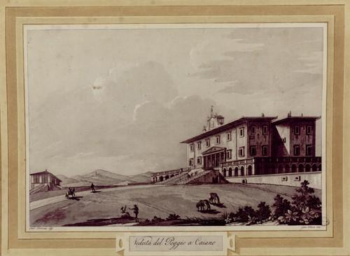 Villa Medici Montalbano