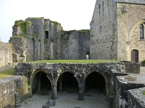castello di Bricquebec