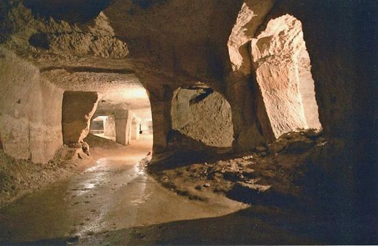 Cave Tour della Manica