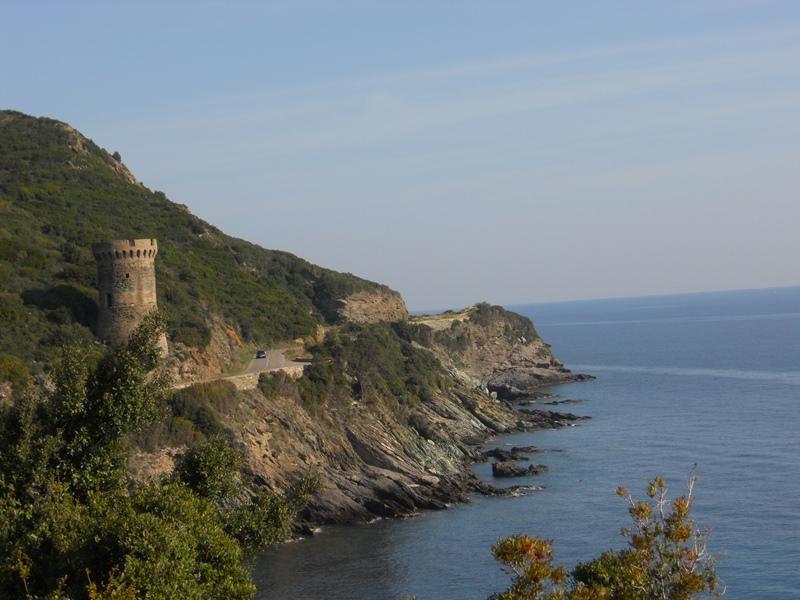 Corsica in bici