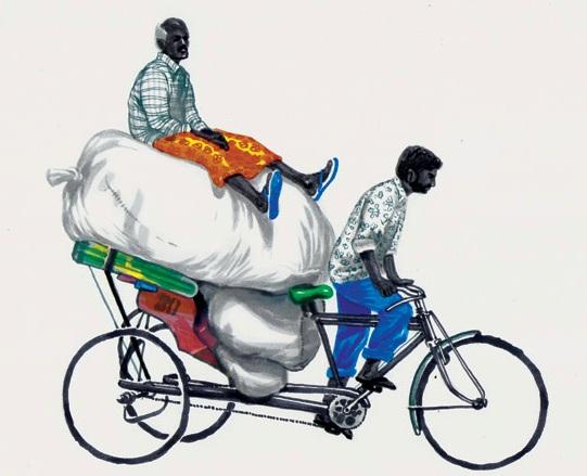 ghoda-bici-india