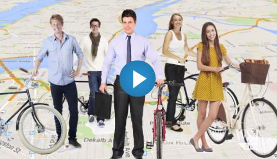 google-maps-ciclisti