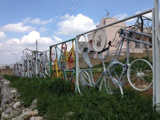 Orto delle bici, Martina Franca