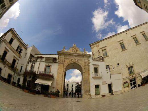 Porta Santo Stefano, Martina Franca