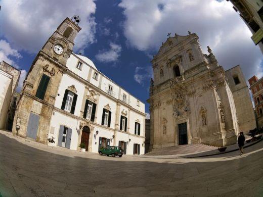 Basilica di San Martino, Martina Franca