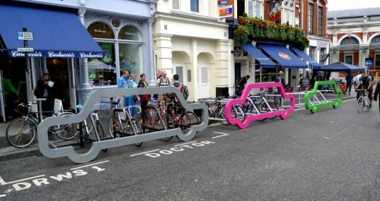 parcheggio bici auto inhabitat
