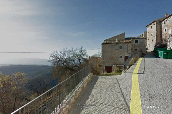 Street View, Google Earth