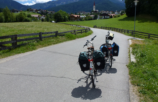 Alto Adige in bici, informazioni