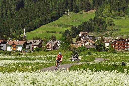 itinerari cicloturistici trentino