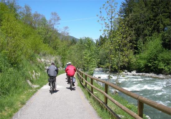 trentino in bici
