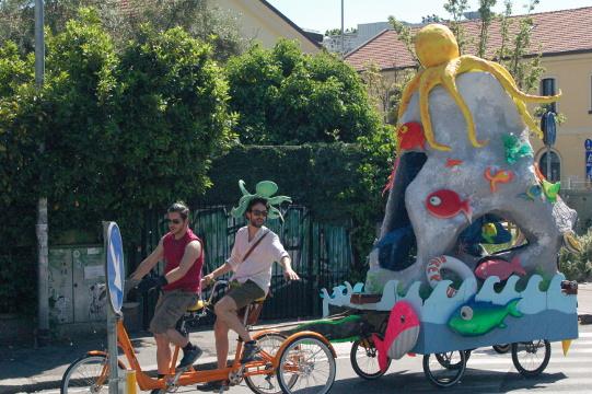 Bike Pride Bologna 2015 3