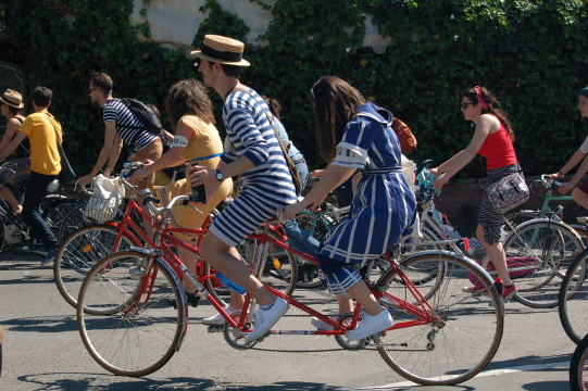 Bike Pride Bologna 2015 4