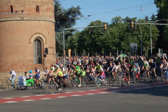 Bike Pride Bologna 2015 5