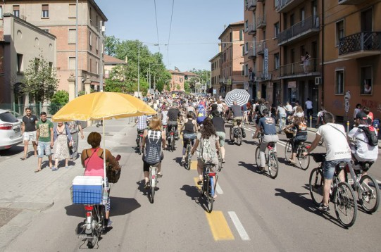 Bike pride Bologna 2015 2