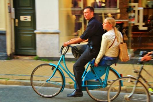 Groningen-bicycle