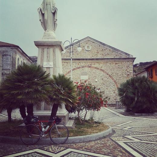 La chiesa madre di Arbus