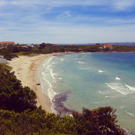 spiaggia Calasetta