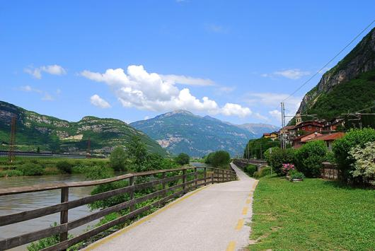 Pista ciclabile Valle dell