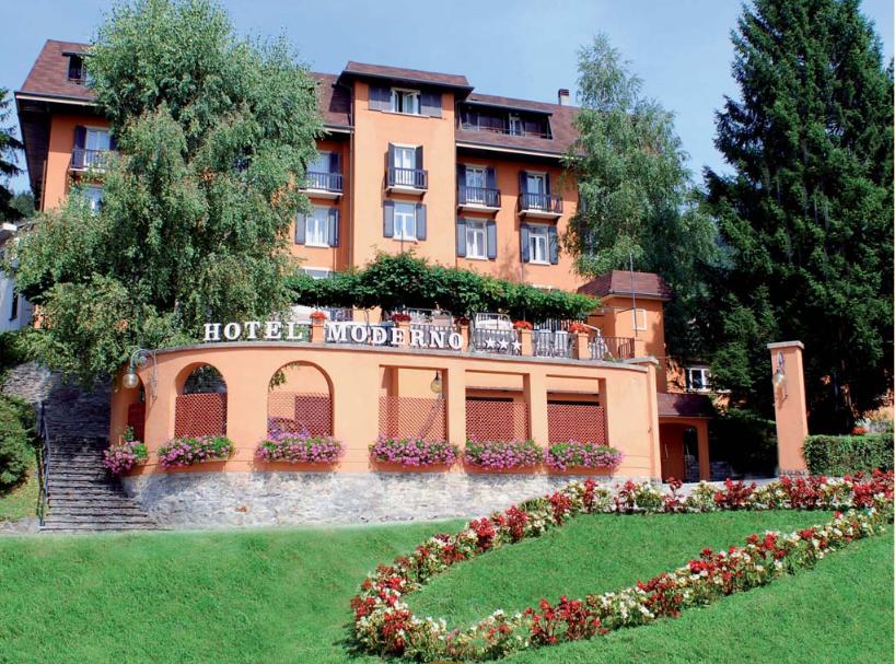 hotel moderno lago maggiore