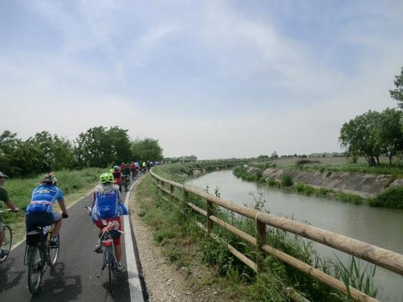vacanze in bici in Veneto