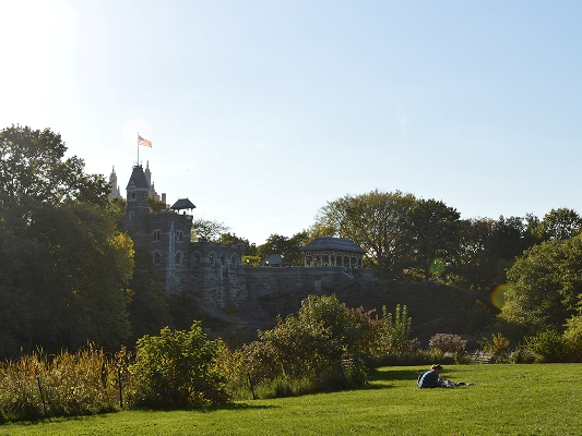 Belvedere Castle - Central Park