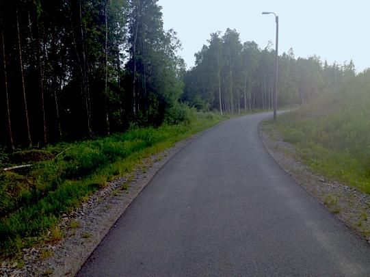 ILARIA_FERRARA_CAPO_NORD_STRADA_VUOTA_FINLANDIA