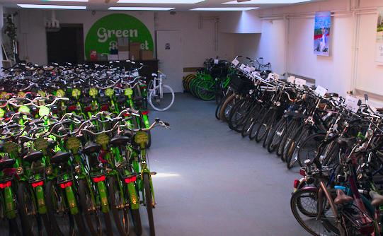 Noleggio bici amsterdam 2