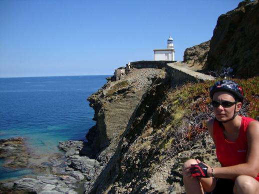 Il faro a sud di Cadaqués