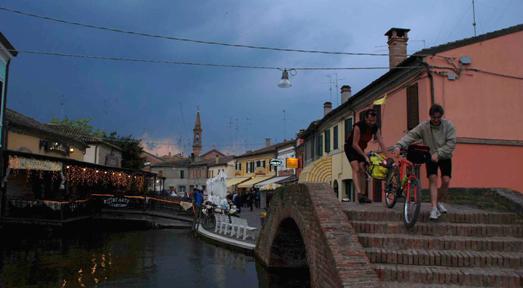 I ponti di Comacchio