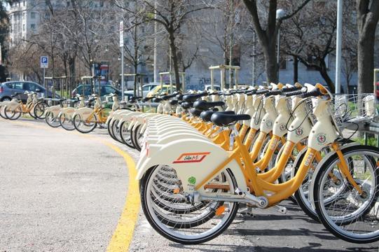 bike sharing mobility