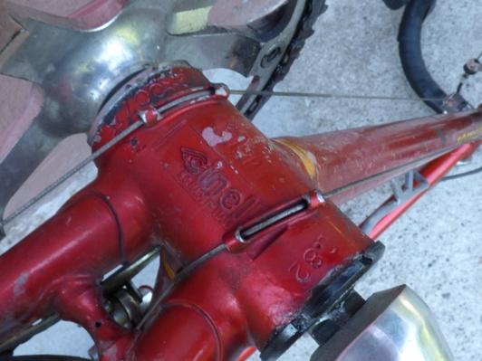 Il controllo del telaio della bici for Una planimetria della cabina del telaio